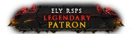 Legendary Patron